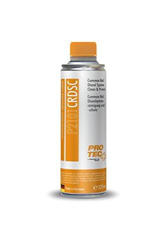 PRO TEC Common-Rail Diesel System Clean & Protect Pulizia lubrificazione 375 ml