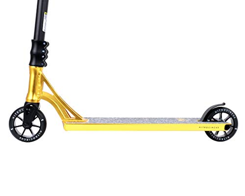 Gold Nitro Circus Ryan Williams Signature Scooter 500