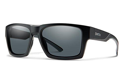Smith Optics Outlier XL 2 Carbonic Polarized Sunglasses, Matte Black, One Size