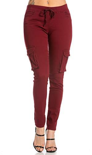 Women's Classic Soft Comfy Drawstring Jogger Pants S-3XL