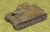 ドイツ ブルムベア-中期型 1/144 塗装済み完成品 German Sd.Kfz 166 Brummbar Mid 1/144 Painted finished goods