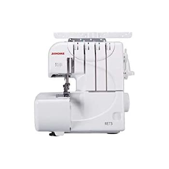 Janome - Overlock RE73: Amazon.es: Hogar