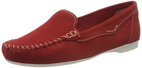 MARCO TOZZI Damen 2-2-24604-24 Slipper, Rot (Chili 533), 40 EU