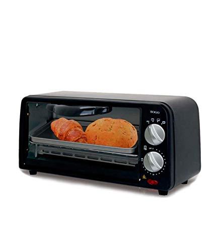 Sogo | Moni horno para tostar pan - 6 Litros / 650 W / 35 x 20 x 18 cm