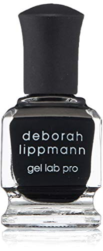 Deborah Lippmann Nail Polish, Fade To Black, 0.5 fl. oz.