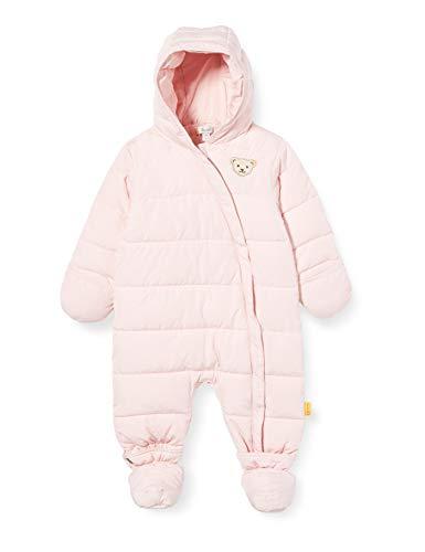 Steiff Baby-Mädchen Schneeanzug, Rosa (Barely Pink 2560), 50