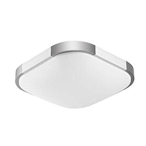 LED-plafondlamp voor keuken, badkamer, 24 W/12 W/18 W, 30 cm x 30 cm, natuurlijk wit, 4000 K, voor slaapkamer, woonkamer, hal, balkon