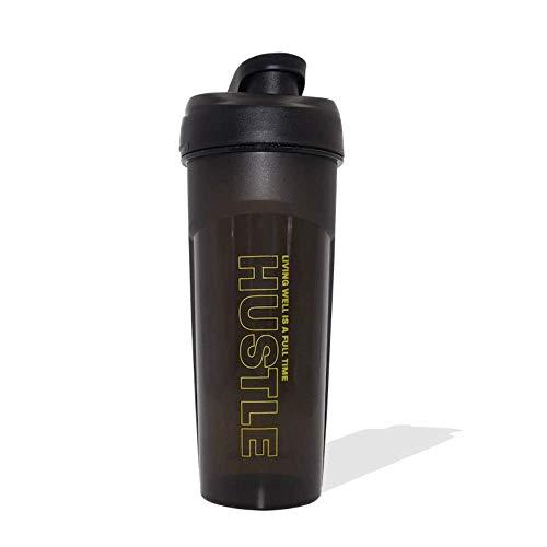 Protein World - Premium PW Protein Shaker Bottle Black