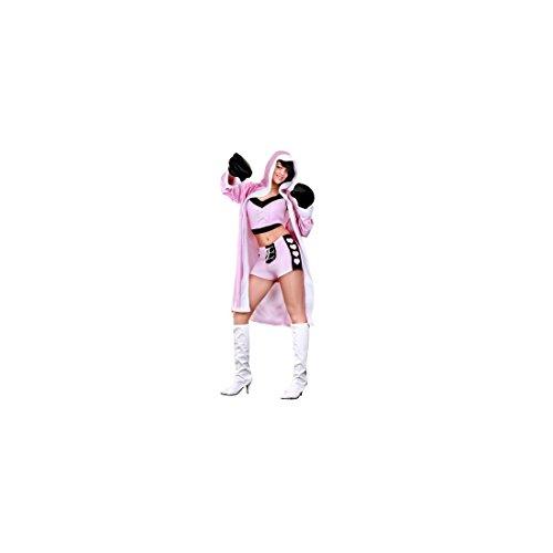 Juguetes Fantasia - Disfraz boxeadora adulto