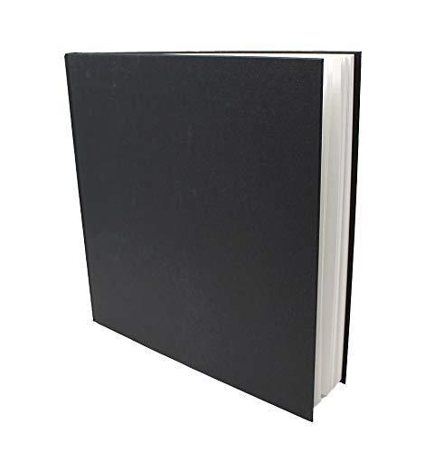 Artway Studio - Bloc encuadernado de tipo libro - Papel sin ácido - Tapas duras - 170 gsm - 1 x Cuadrado (285 mm)