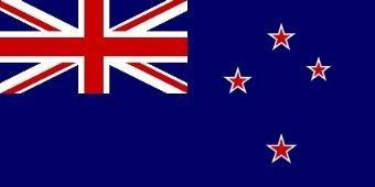 Drapeau de la Nouvelle-Zélande 150 cm x 90 cm