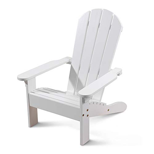 KidKraft Wooden Adirondack Childrens Outdoor Chair for 38.99