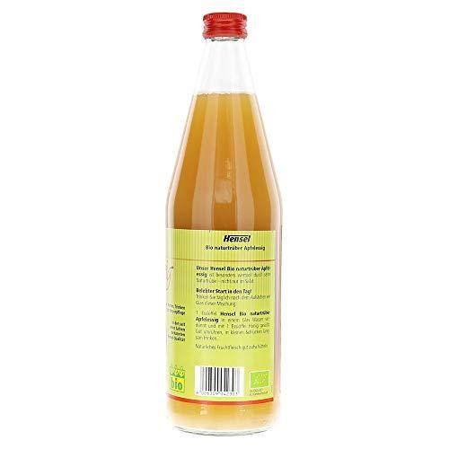 Hensel Bio Apfelessig natürtrüb, 750 ml Lösung