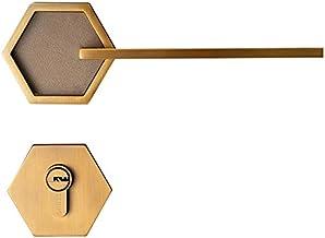 deurknop Interieur Silent Security Hoge Kwaliteit Deurslot Zinklegering Deurhendel Locks Home Hoge Kwaliteit Split Gate Lo...