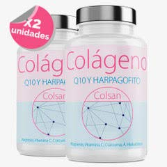 Colágeno Con Magnesio|Vitamina C|Ácido Hialurónico + Q10 |Cúrcuma | Hárpago | Vitamina D3 |Suplemento Para Una Piel Radiante y Un Buen Mantenimiento de las Articulaciones|180 COMP