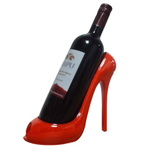 BGHDIDDDDD Novedad Estante para Vino Estante para Vino Estante para Organizador de Vino Porta Botellas de Vino Zapatos de Tacón Alto Estante para Vino Tinto Estante para Botellas Hogar Sala de Estar