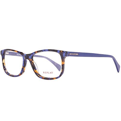 Replay Brille Herren Mehrfarbig Lese-Brillen Brillen-Gestell Brillen-Fassung