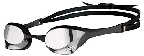Arena Schwimmbrille Cobra Ultra Swipe Mirror, Silver-Black