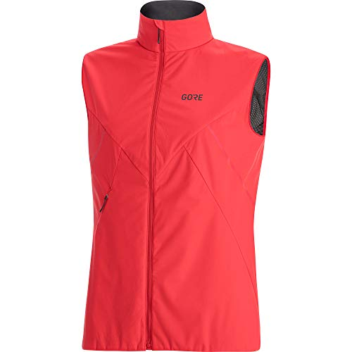 GORE WEAR Damen Vests Damen Partial Gore-TEX INFINIUM Isolierte Weste, Hibiscus pink, S, 100664AK0003