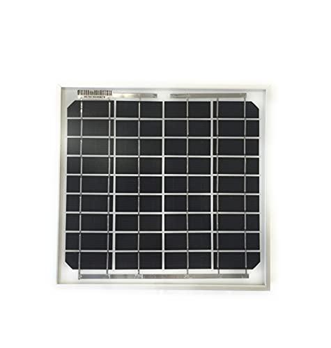 9V Módulo Solar 5W Panel Solar Panel Solar polykristallin fotovoltaico solar módulo