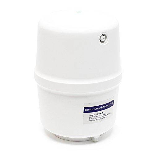 Tanque de agua para equipos de filtración de agua de osmosis inversa 15,14L Agua limpia Filtración
