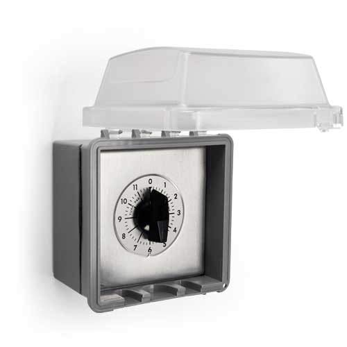 Fantastic Deal! Hearth Products Controls Commercial Outdoor 2 Hour Automatic Shut Off Timer with NEM...