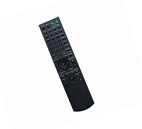 Controle remoto de substituição HCDZ compatível com sistema de home theater Sony DAV-HDX665 DAV-HDZ235 HCD-DX315 DVD