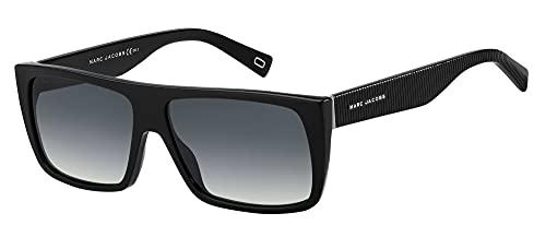 Marc Jacobs Occhiali da Sole MARC ICON 096/S Black/Grey Shaded 57/14/145 unisex