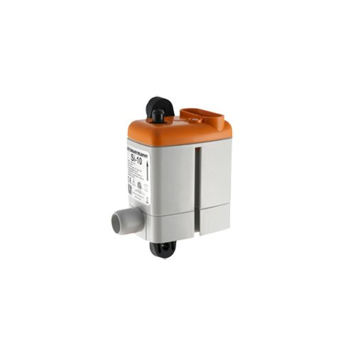 Sauermann SI-10 Mini Condensate Removal Pumps for up to 5.6 Tons (67.2Kbtu - 20Kw) Air Conditioners