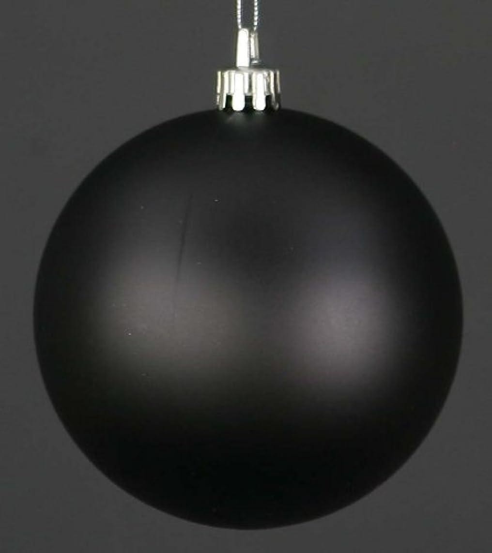 品長方形マットレスMARUSHO マットボール 80mm(1パック6ヶ入) ブラック MTG1024-80
