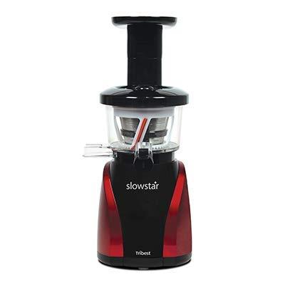 SlowStar Vertical Slow Juicer and Mincer