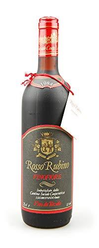 Wein 1984 Rosso Rubino Vino Vinofiore Locorotondo