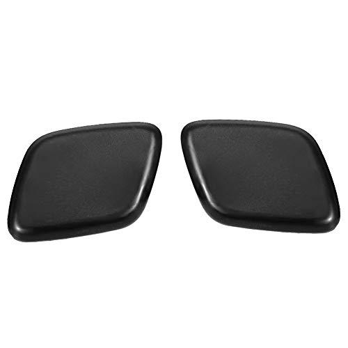 Washer Cover - 1 Paar Auto Voorbumper Koplamp Washer Accessoire Vervanging voor Focus 2012-2014