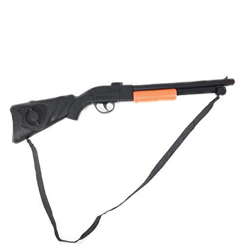 Escopeta con Sonido Color Negro