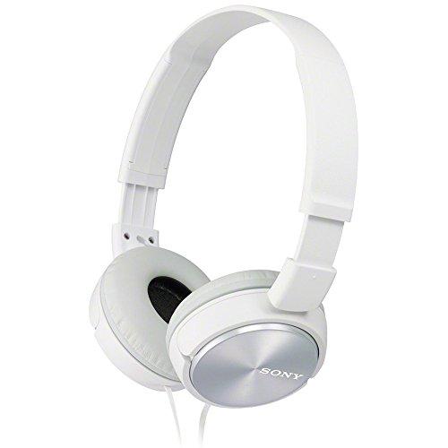Sony MDR-ZX310W Lifestyle Kopfhörer, Weiß