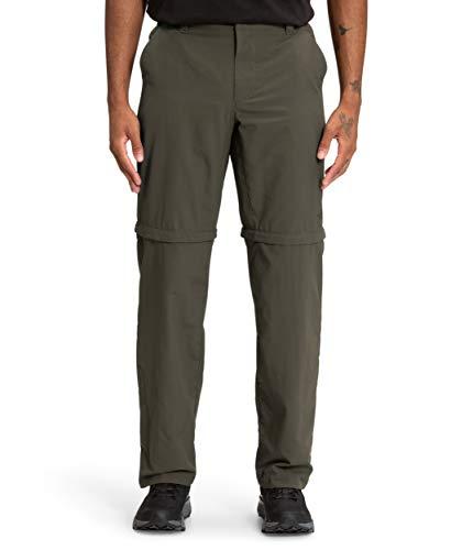 The North Face Men's Paramount Horizon Convertible Pant, New Taupe Green, 40-LNG