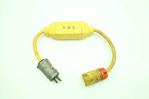 ERICSON XG-12-2G 03070701 Ground Fault Circuit Interrupter 120V-AC 20A D629716