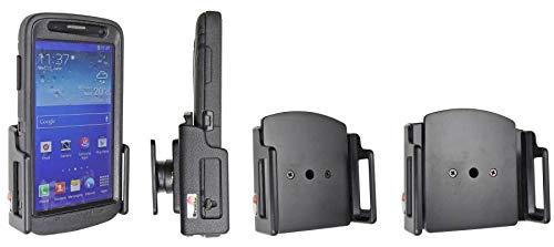 Brodit Gerätehalter 511484   Made IN Sweden   für Smartphones - universell einsetzbar, schwarz