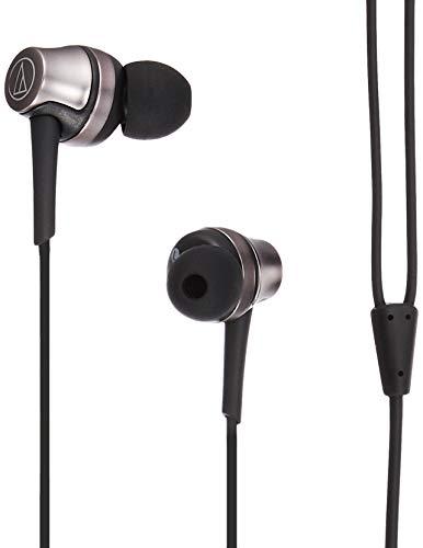 audio-technicaSoundRealityカナル型イヤホンブラックATH-CKR50BK