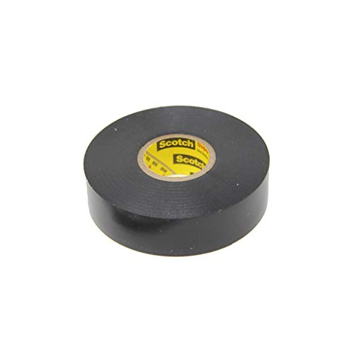 INFX SCOTCH SUPER 33+ Tape: electrical insulating W: 19mm L: 20m D: 0.178mm blac