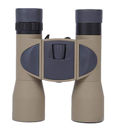 ZTYD groothoek verrekijker 8X32, FMC roterende oog masker verrekijker, groot oculair HD lange afstand telescoop voor jacht stargazing, sport en dieren in het wild
