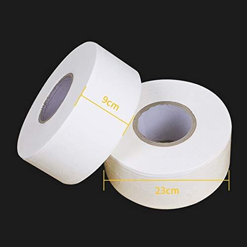 Hohe Absorbent Masse Toilettenpapier aus Recycling Papier Prominent Rollenpapier, Familie Erschwingliche, 700g Hotel Big Rolle Toilettenpapier 3 Ebene Cored Platte Healthful Papier Big Rollenpapier WC