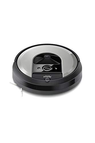 iRobot Roomba robotstofzuiger Premium robotstofzuiger. lichtzilver