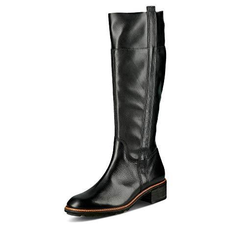 Paul Green Damen Boots Größe 41 EU Schwarz (schwarz)