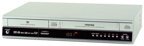 Toshiba D-VR3SB DVD Recorder & VCR, VHS VIDEO REGISTRATORE Combinazione, Trasferisci nastri VHS su DVD