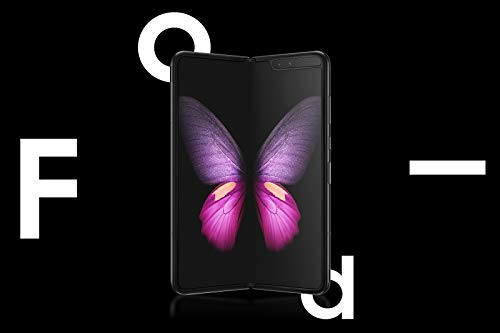 Samsung Galaxy Fold 5G (18,81 cm) 512 GB interner Speicher, 12 GB RAM, Dual SIM, Android, Deutsche Version, cosmos black