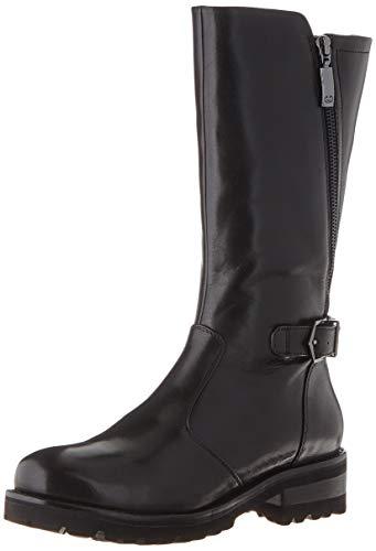 Gerry Weber Shoes Damen Jale 25 Hohe Stiefel, Schwarz (Schwarz Vl820 100), 38 EU