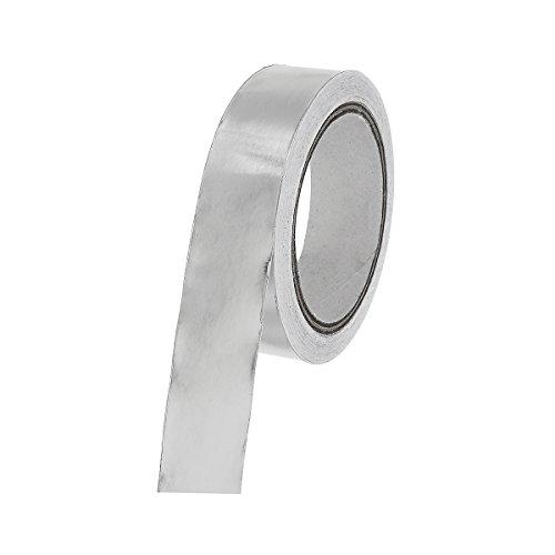 GOZAR Chrome 3Cm X 20M folie tape kleefband gereedschap aluminium folie tape stripe Roll