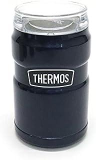 THERMOS サーモス タンブラー 蓋付き350ml 保温 保冷 耐熱 真空断熱タンブラー マグ キャンプ アウトドア オフィス ステンレス保冷缶ホルダー ROD-002 THERMOS