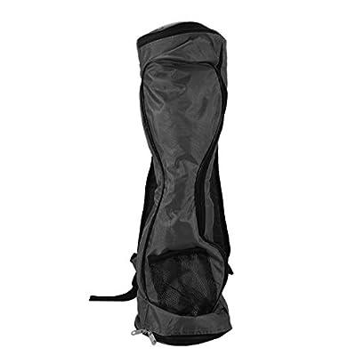 Relabouting Tragbare Größe Oxford Stoff Hoverboard Bag Sport Handtaschen für selbstausgleichende Auto 6,5 Zoll Elektroroller Tragetasche